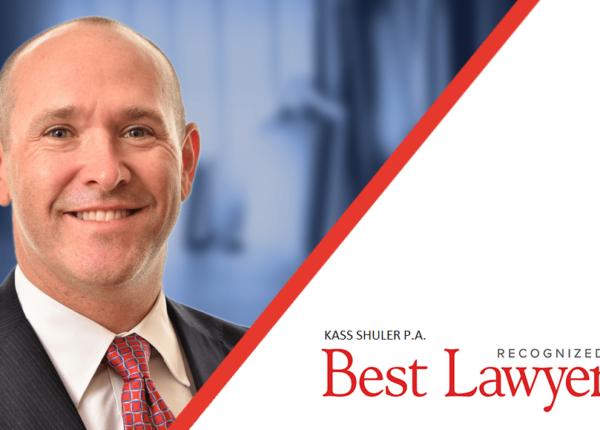 Congratulations Matt Schwartz – 27th Edition Best Lawyers in America